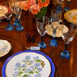 scully and scully table fine china crystal silver
