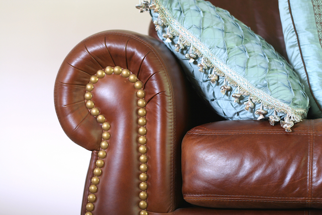 How to Clean Leather Furniture Properly