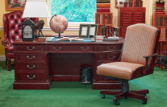 Constitution Day Office Opulence