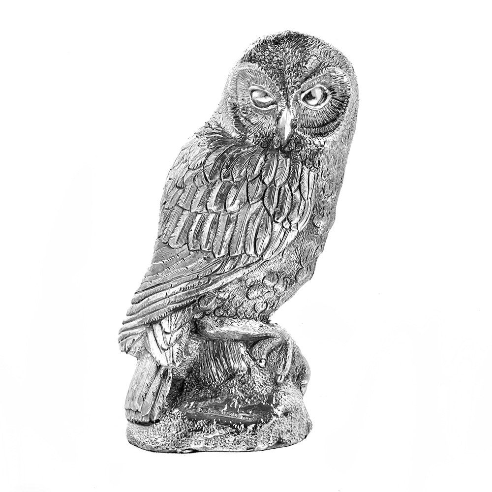 Sterling Silver Owl, Small