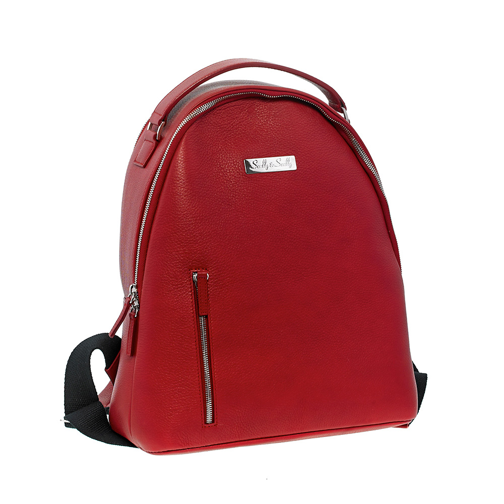Donna Leather Backpack