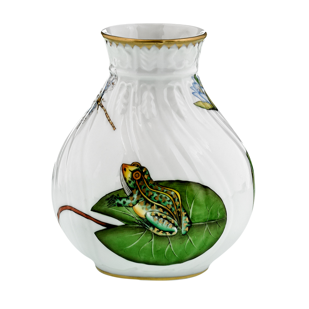 Anna Weatherley Waterlily Bud Vase