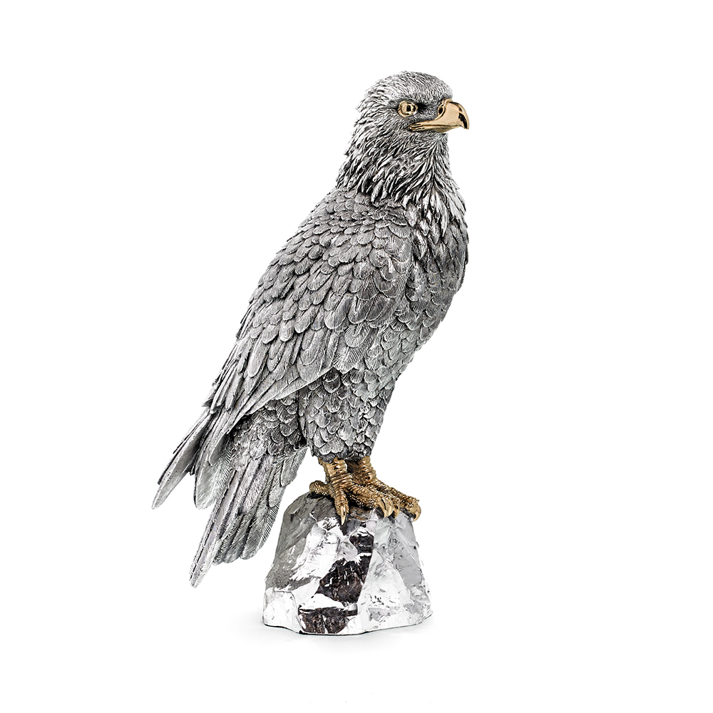 Sterling Silver Bald Eagle