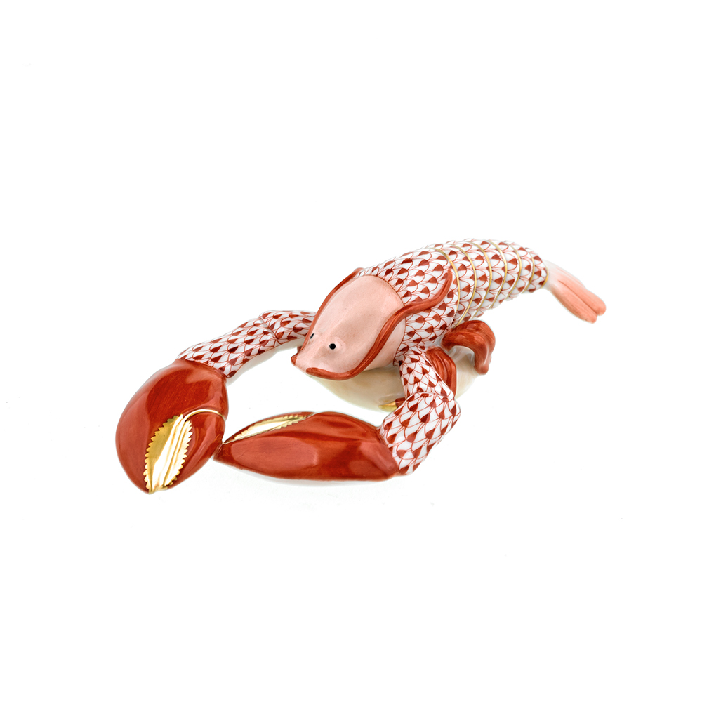 Herend Small Lobster