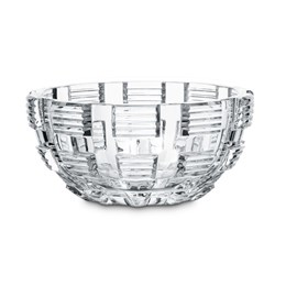 Baccarat Heritage Check Bowl