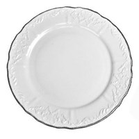 Anna Weatherley Simply Anna Platinum Charger / Presentation Plate