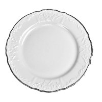 Anna Weatherley Simply Anna Platinum Bread & Butter Plate