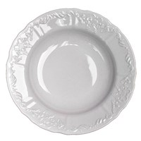 Anna Weatherley Simply Anna White Pasta Plate