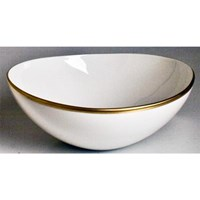 Anna Weatherley Simply Elegant Gold Cereal Bowl