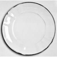Anna Weatherley Simply Elegant Platinum Bread & Butter Plate