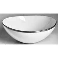 Anna Weatherley Simply Elegant Platinum Cereal Bowl