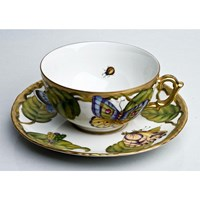 Anna Weatherley Summer Morning Tea Cup & Saucer