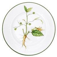 Anna Weatherley Woodland Bread & Butter Plate