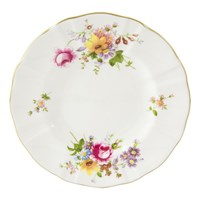 Royal Crown Derby Posie Bread & Butter Plate