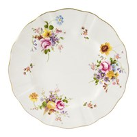 Royal Crown Derby Posie Dinner Plate