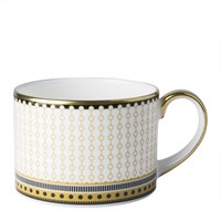 Royal Crown Derby Oscillate Ochre Beverage Cup