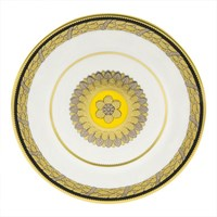 Royal Crown Derby Amber Palace Bread & Butter Plate