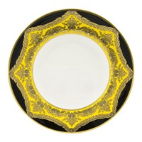 Royal Crown Derby Amber Palace Dessert Plate