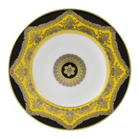 Royal Crown Derby Amber Palace Salad Plate