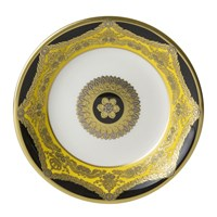 Royal Crown Derby Amber Palace Oatmeal Bowl