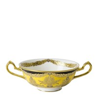 Royal Crown Derby Amber Palace Cream Soup Cup