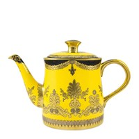 Royal Crown Derby Amber Palace Teapot