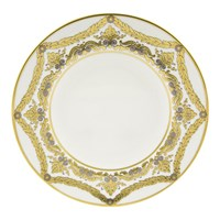 Royal Crown Derby Pearl Palace Dessert Plate