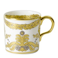 Royal Crown Derby Pearl Palace Coffee Cup