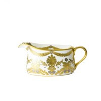 Royal Crown Derby Pearl Palace Sauce Boat