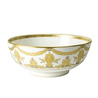 Royal Crown Derby Pearl Palace Salad Bowl