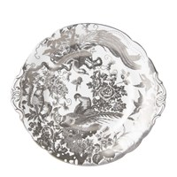 Royal Crown Derby Aves Platinum Bread & Butter Plate