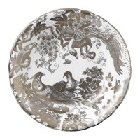 Royal Crown Derby Aves Platinum Oatmeal Bowl