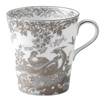 Royal Crown Derby Aves Platinum Beaker