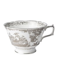 Royal Crown Derby Aves Platinum Breakfast Cup