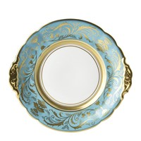 Regency Tuquoise Dessert Plate