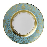 Regency Tuquoise Dinner Plate
