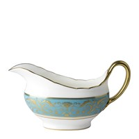Regency Turquoise Sauce Boat