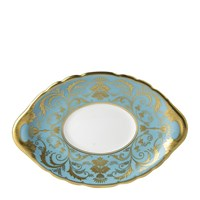 Regency Turquoise Sauce Boat Stand