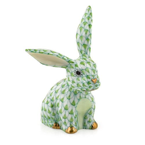 Herend Funny Bunny, Key Lime