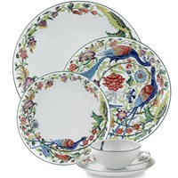 Mottahedeh Sylvanae 5 Piece Place Setting