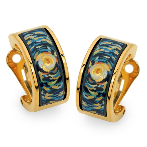 Freywille Vincent van Gogh Éternité Creole Earrings, Posts