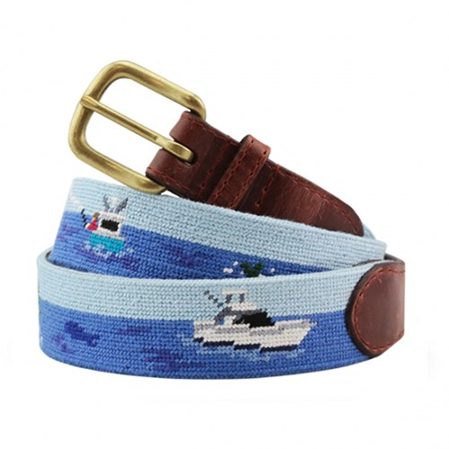 Offshore Fishing Petitpoint Belt Size 28