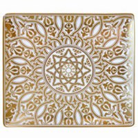 Bernardaud Venise Rectangular Tray