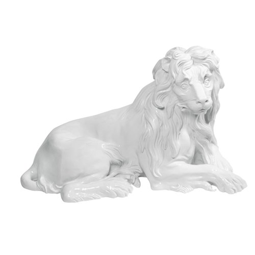 Meissen White Lion, Limited Collection