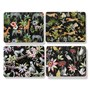 Jungle Wildlife Serving Mats, Set of 4