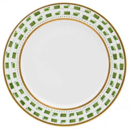 Royal Limoges La Bocca Green