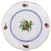 Herend Sea Life Bread & Butter Plate, #4 Seahorse