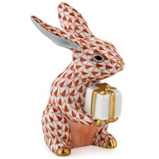 Herend Celebration Bunny