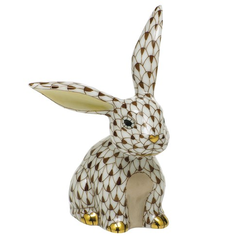 Herend Funny Bunny, Chocolate