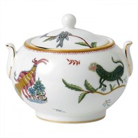 Wedgwood Mythical Creatures Covered Sugar Bowl